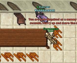 Bozo Mummy Kazzan