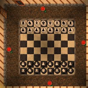 Thais Chess Board