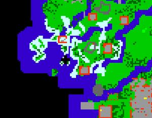 Water Elemental Dungeon Surface