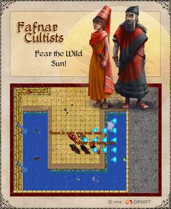 Fafnar Cultists Artwork