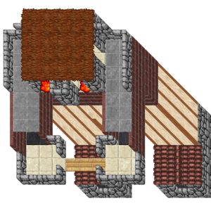Colossus Fortress old transparent