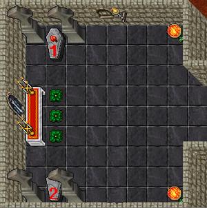 Eternal Catacombs Akbar