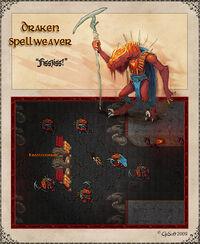 Draken Spellweaver Artwork
