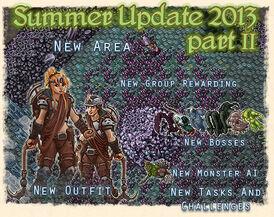 Summer Update 2013 Part 2 Artwork