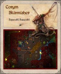 Corym Skirmisher Artwork