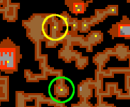 Route Level 1 Map 1
