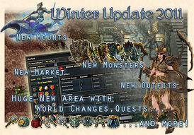 Winter Update 2011 Artwork
