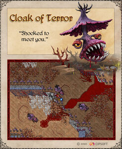 Cloak of Terror Artwork