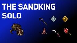 The Sandking - Solo - RP (TMA 2020)