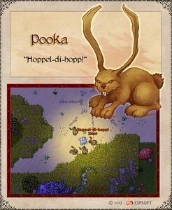 Pooka Artwork