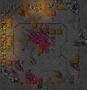 Lost Cavern - Crystal Storage