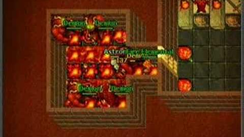 Best Anhiliator on Tibia