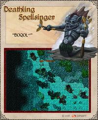 Deathling Spellsinger Artwork