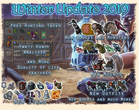 Winter Update 2019 Artwork