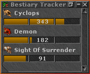 Bestiary Tracker