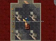 Grave Danger Quest - Dark Cathedral