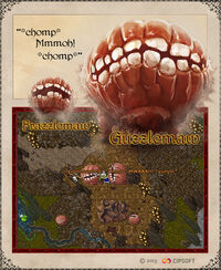 Guzzlemaw Artwork