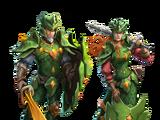 Dragon Slayer Outfits