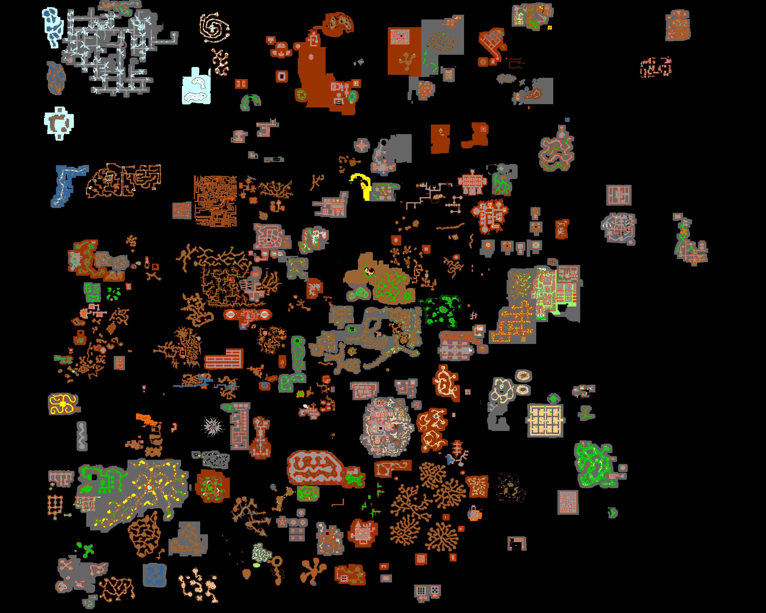 Minimap Floor 10