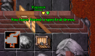 The .Spectral Dress