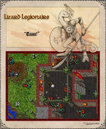 Lizard Legionnaire Artwork
