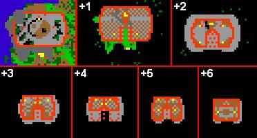 Temple of Equilibrium Map