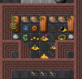 Draconia Treasure Room