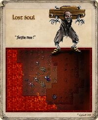 Lost Soul Artwork