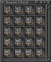 Depot Boxes