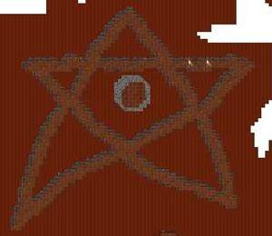 Drefia pentagram room