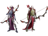 Sinister Archer Outfits