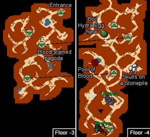 Grimvale Quest - An Ancient Feud Map 1
