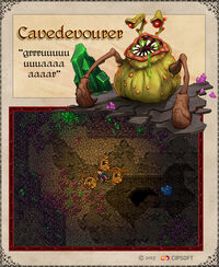 Cave Devourer Artwork