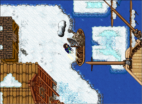 Winterlight Solstice Boat