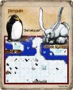 Penguin-and-silver-rabbit