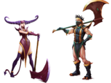 Mercenary Outfits