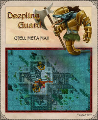 Deepling Guard Artwork