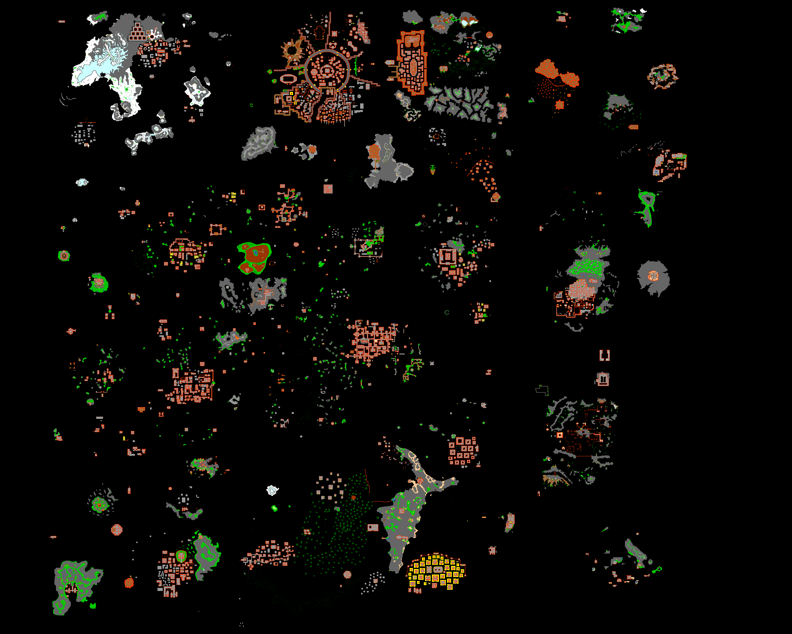 Minimap Floor 6