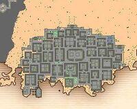 Map of Ankrahmun