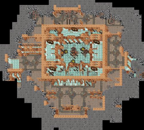 Roshamuul Cistern Main Floor Marked
