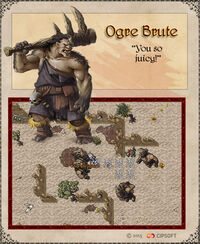 Ogre Brute Artwork