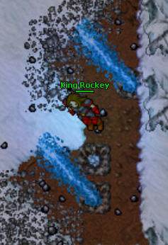 The Ice Islands Quest Nibelor 5 Cure the Dogs Vial of Geyser Water