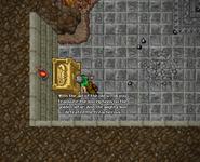Lion's Quest Golden Altar