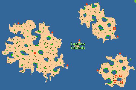 Laguna islands updated