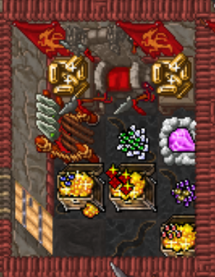 Zzaion Treasure Room