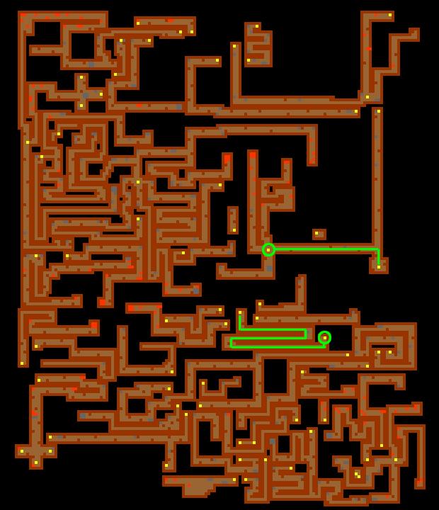 Maze of Lost Souls 4