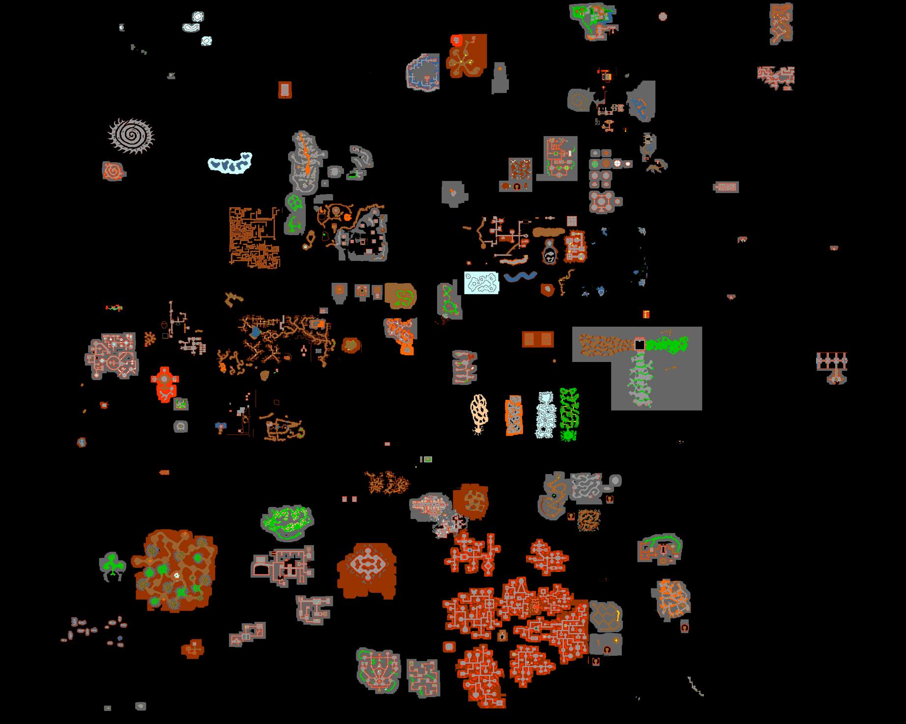 Minimap Floor 13