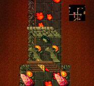 Demonhell wall