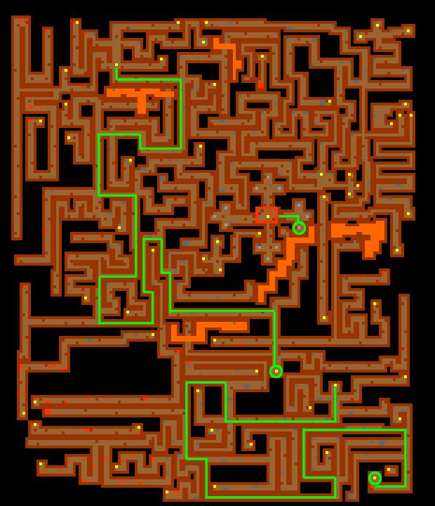 Maze of Lost Souls 1