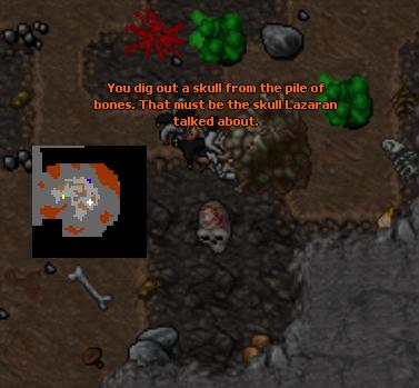 Findingcavemanskull